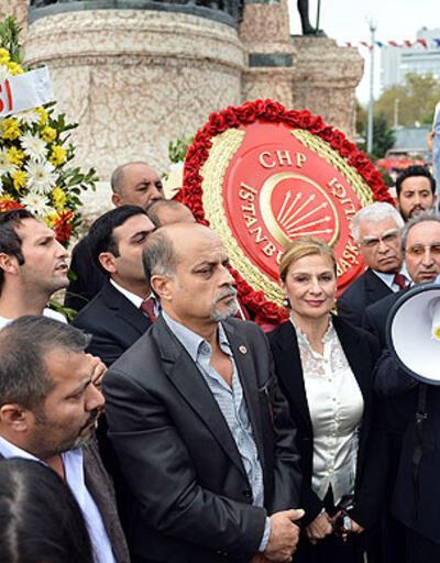 """CHP İstanbul İl Başkanı: """"Tepkim askere değildi..."""""""