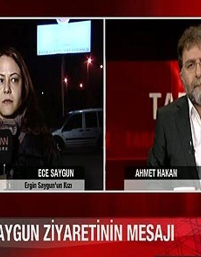Ergin Saygun'un kızı CNN TÜRK'e konuştu