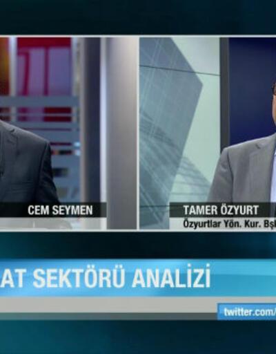 İnşaat sektörü analizi ve gayrimenkul yatırımı: Emlak Gündemi - (01.08.2013)