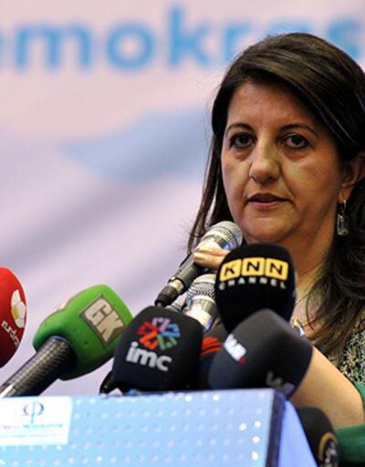 """Pervin Buldan: """"Öcalan'ın sesli, görüntülü mesajı olmayacak"""""""