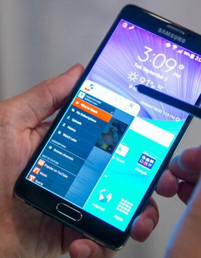 Samsung Note 4 ve Note 3'ün arasında farklar