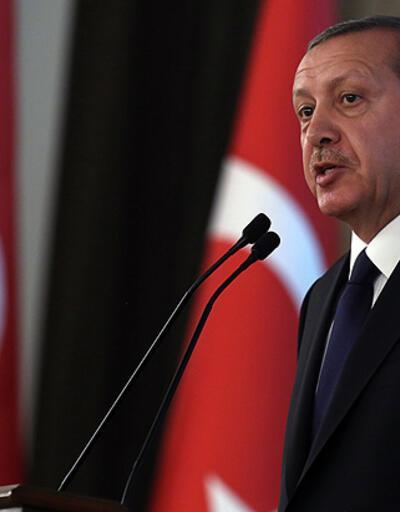 """Erdoğan'dan """"sınır ötesi"""" açıklaması"""