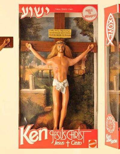Meryem Ana'lı Barbie ile Hz. İsa'lı Ken kızdırdı!