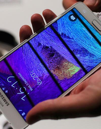 """""""Galaxy Note 4"""" en geç Kasım sonuna kadar Türkiye'de"""