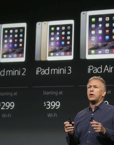 İşte Apple'ın yenileri: iPad Air 2, iPad Mini 3, Yeni iMac'ler, yeni Mac Mini ve dahası...