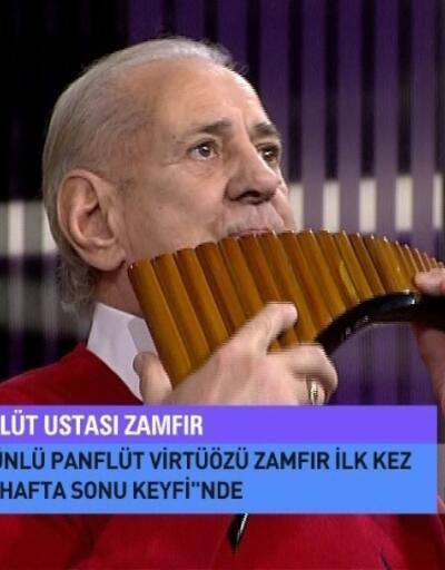 Zamfir Türkiye'de