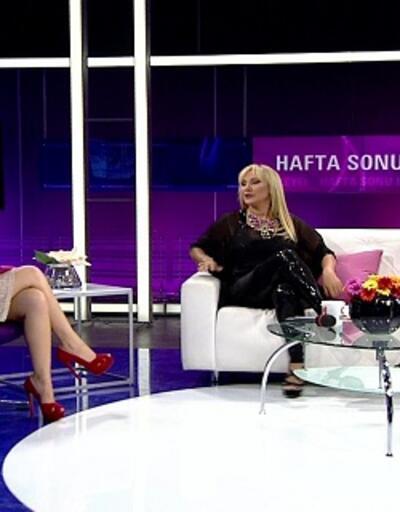 Zeliha Sunal ve Nil Şahin Gürhan Pınar Esen ile Hafta Sonu Keyfi'ne konuk oldu - (10.08.2013)