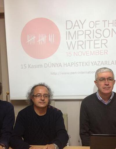 Uluslararası PEN'in Dünya Hapisteki Yazarlar Günü