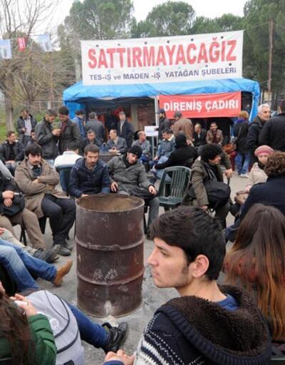 """""""Yatağan işçilerinin eylemi Gezi büyüklüğüne ulaştığında..."""""""