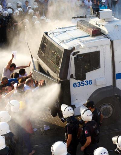 İzmir'deki 8 Gezi Parkı sanığına beraat