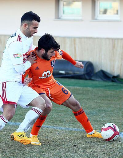 Sivas Dört Eylül Belediyespor - İstanbul Başakşehir: 1-2