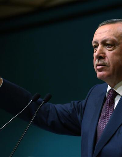 """Erdoğan: """"Türkiye kapınıza gelip dilenecek ülke değil"""""""