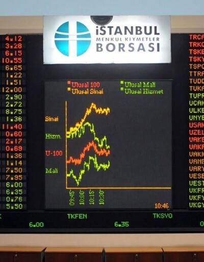 Borsa, güne 90 bin puanın üzerinde başladı