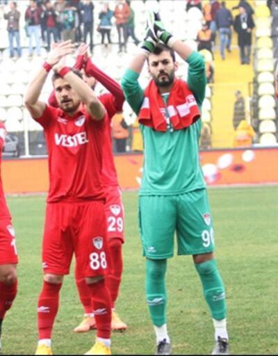 Ziraat Türkiye Kupası: Keçiörengücü - Manisaspor: 1-2