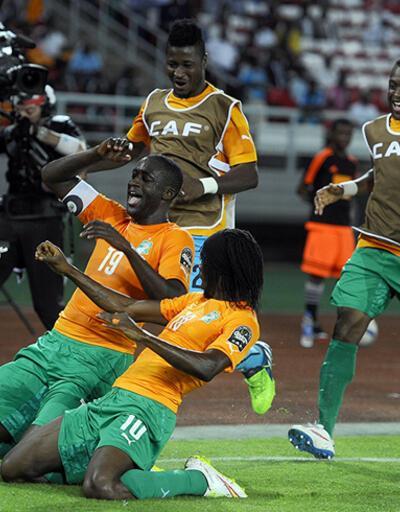 Afrika Kupası'nda Fildişi Sahilleri finalde