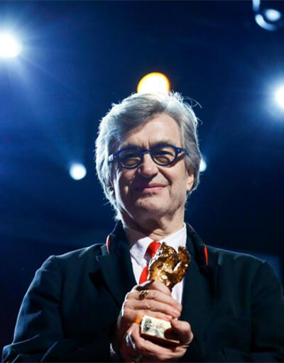"Berlinale'nin ""Onur"" ödülü Wim Wenders'in oldu"