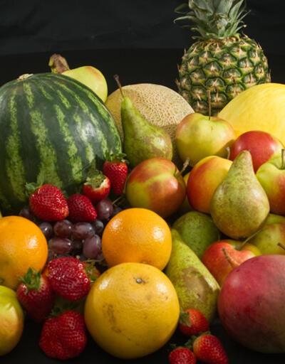 """Meyveyi """"salata"""" şeklinde tüketin önerisi"""