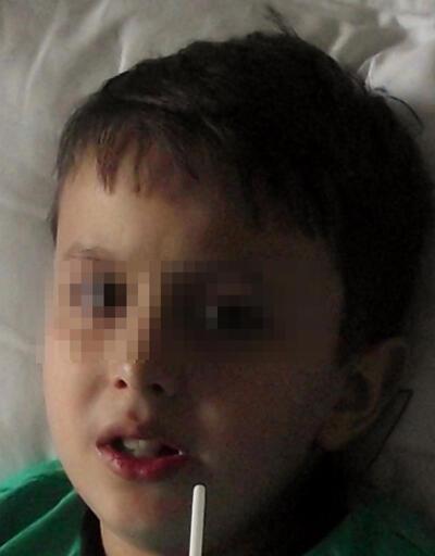 7 yaşındaki çocuğun boğazında gazlı bez unuttular