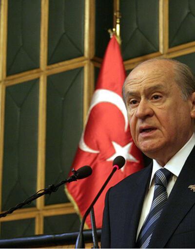Bahçeli: ''AKP ile PKK'nın birlikteliği resmilik kazanmıştır''