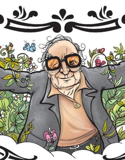 Yaşar Kemal Gırgır'ın kapağında: Cennete cemre düştü