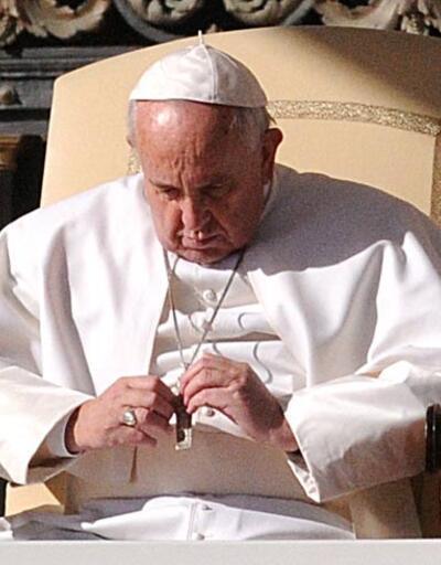 Papa: En büyük arzum dışarı çıkıp pizza yemek