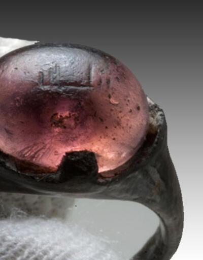 1200 yıllık Viking yüzüğünde Allah yazısı