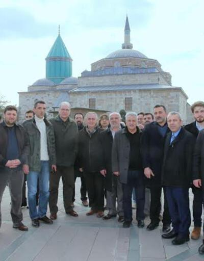 İstanbul'un bu ilçesinden 10 bin kişi Konya'ya gidiyor