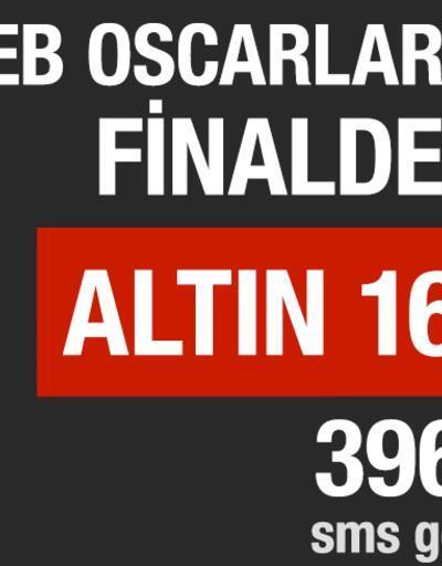 CNNTurk.com Altın Örümcek'te finalde