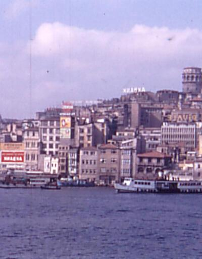 Alman bit pazarından 50 yıl önceki İstanbul ve Kapadokya çıktı