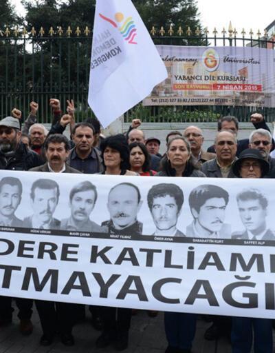 Mahir Çayan ve arkadaşları Taksim'de anıldı