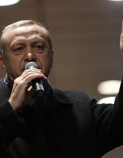 Erdoğan bir kez daha Başkanlık sistemini anlattı