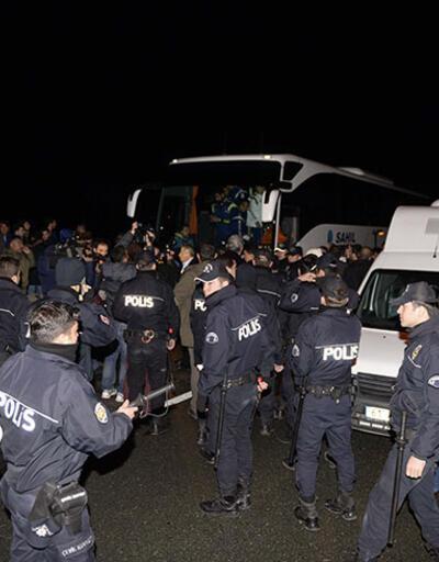 Fenerbahçe'ye saldırıda M.D'nin ifadesine başvuruldu