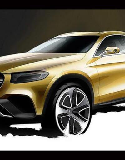 BMW X4'e rakip geliyor