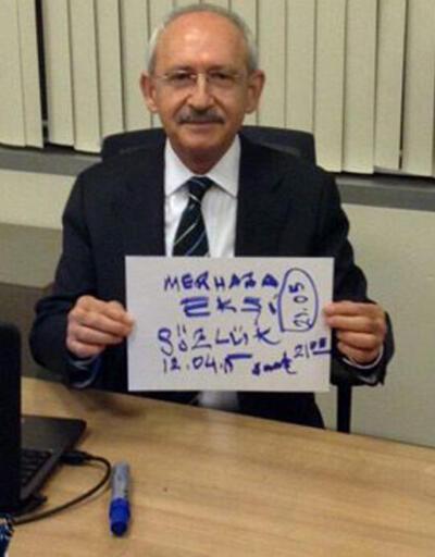 Kemal Kılıçdaroğlu Ekşisözlük'te soruları yanıtladı!