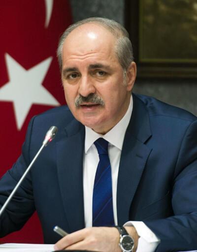 """Numan Kurtulmuş: """"Suriyelilerin sınırdan geçişine izin verilmeyecek"""""""