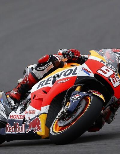 MotoGP: Marquez ilk sırada başlayacak