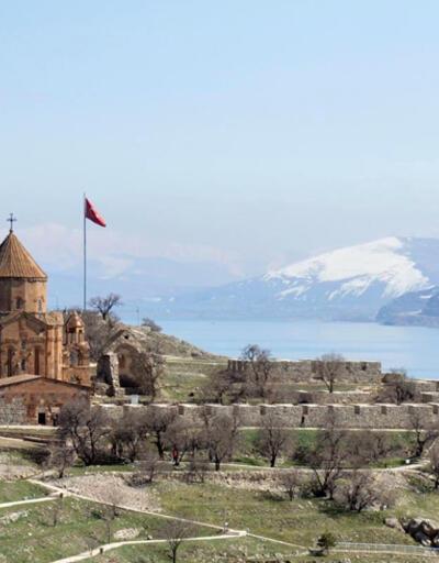 Akdamar Kilisesi dahil Türkiye'den 10 varlık Dünya Mirası Geçici Listesi'nde