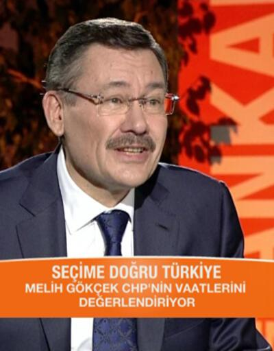 Melih Gökçek Ankara Günlüğü'ne konuk oldu