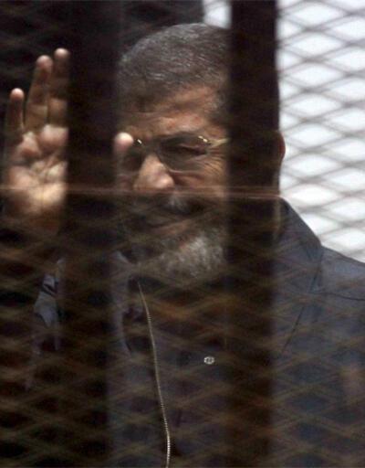 Mursi idama mahkum edildi!