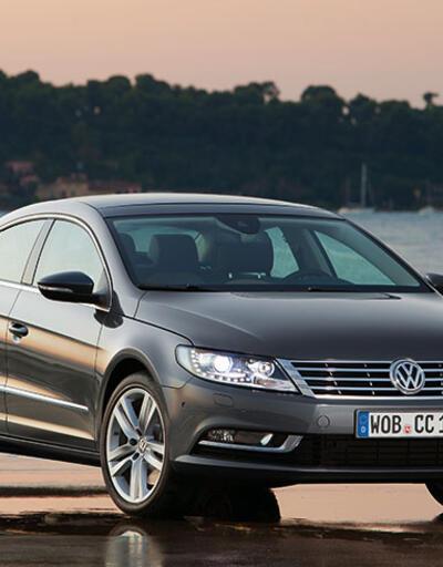 Volkswagen CC'ye yeni donanım