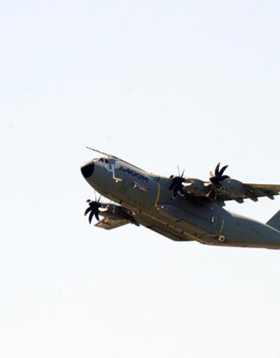 Türkiye için üretilen A400M uçağı yazılım yüzünden düşmüş