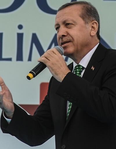 """Erdoğan'dan """"Merkez Türkiye"""" eleştirisi"""