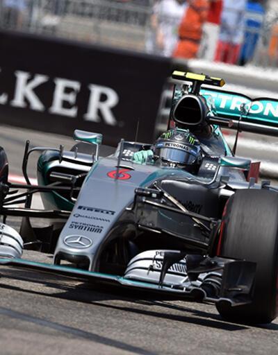 F1'de Nico Rosberg seriye bağladı