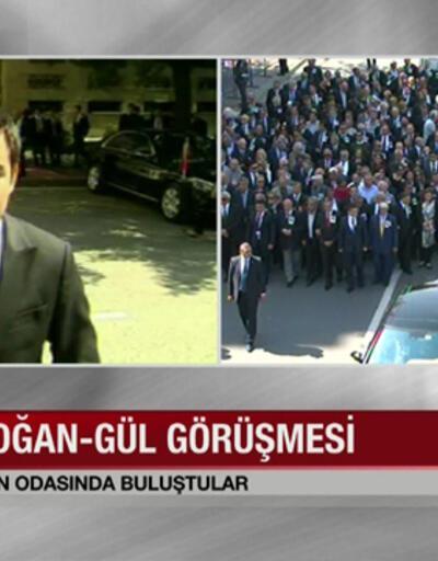 TBMM'de sürpriz Erdoğan - Gül görüşmesi