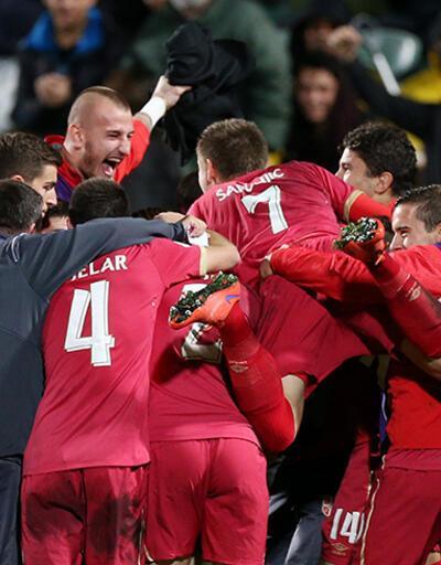 Brezilya'yı deviren Sırbistan Dünya Kupası şampiyonu