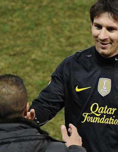"""""""Messi'nin seviyesine yakın bir futbolcu yok"""""""