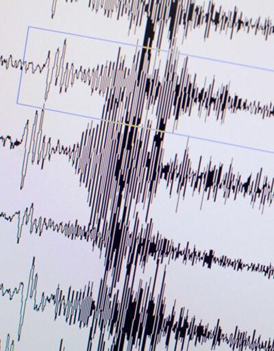 Tacikistan'da deprem
