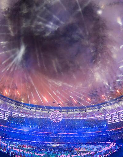 1. Avrupa Oyunları'na görkemli kapanış