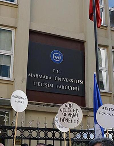 """""""Adrese teslim"""" ilan iddiasıyla alınan din sosyologu Marmara İletişim'e dekan oldu"""