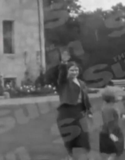 Kraliçe'nin ''Nazi'' selamı